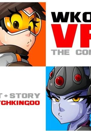 เซรั่ม พูดจริง 2 – [WitchKing00] VR The Comic Ch.2 (OverWatch)